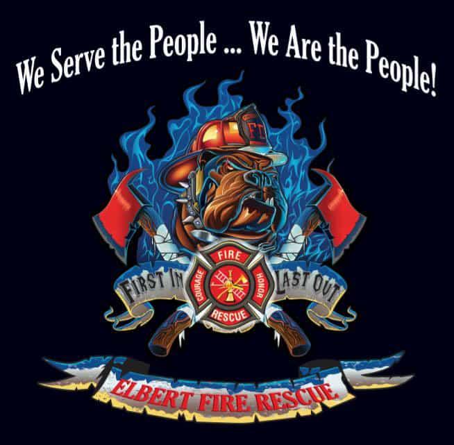 Elbert Fire Protection District Logo